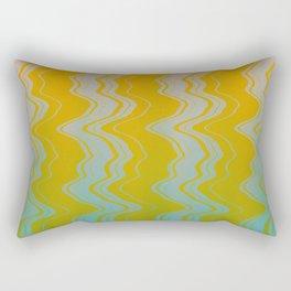 Bliss Beams Rectangular Pillow