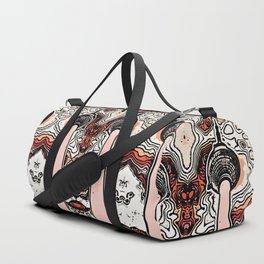 Berlin POP ART Duffle Bag