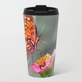 Butterfly at Rest Travel Mug