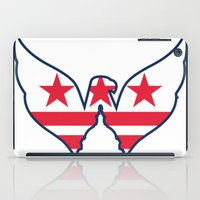 dc iPad Cases featuring DC Captials by Cultivate Bohemia