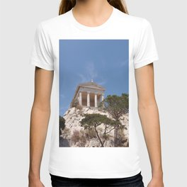 Roman Temple Near Marseille T-shirt