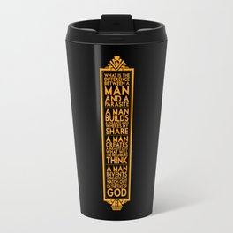 What is the Difference? Travel Mug