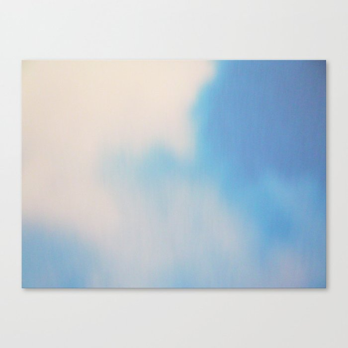 Oh. Lightness Canvas Print