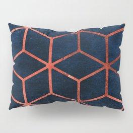 Cubic Pattern Pillow Sham