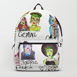 Zodiac Babes Backpack