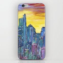 Philadelphia Skyline iPhone Skin