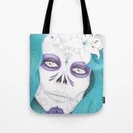 Dia De Los Muertos - Lily Tote Bag