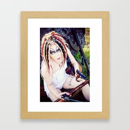 This Ain't No Rodeo Framed Art Print