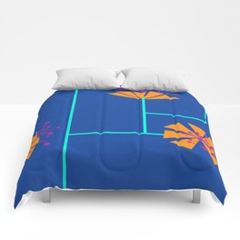 FLORESFLOR Comforters