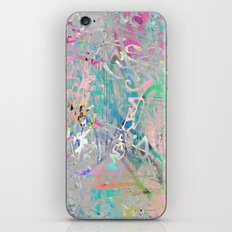 Graffiti Texture iPhone & iPod Skin