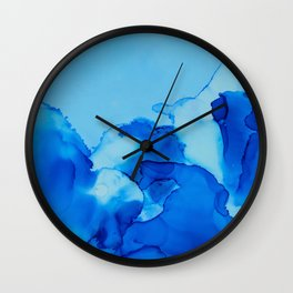 Saphire Wall Clock