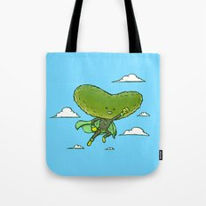 The Super Pickle Tote Bag