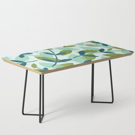 Simple Leaves Coffee Table