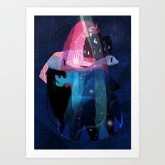 Dream Carrier Art Print