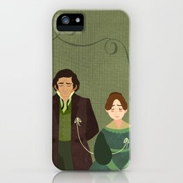 String (Jane Eyre) iPhone Case