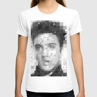 elvis T-shirts featuring Elvis by Artstiles