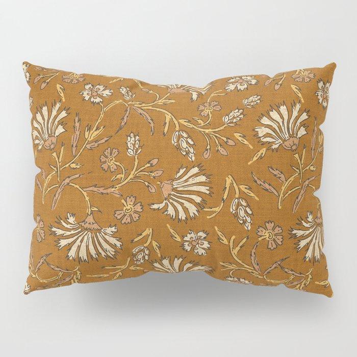 KALAMI FLORAL MUSTARD Pillow Sham