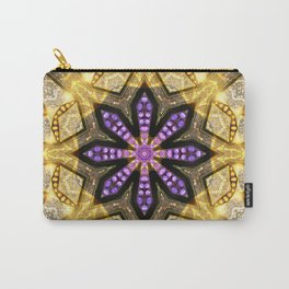 Purple Star Rustica Carry-All Pouch