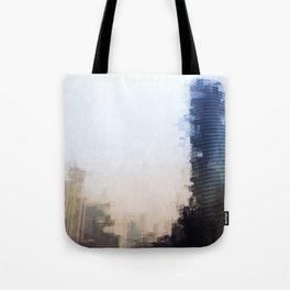 London Abstract Tote Bag