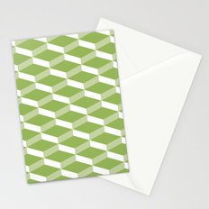 3D Greenery Stationery Cards