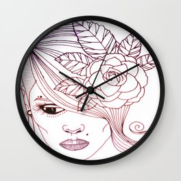 untitled 3 Wall Clock
