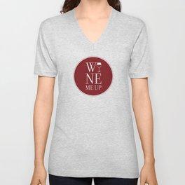 Wine Me Unisex V-Neck