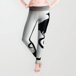 Spotlight Crow Leggings