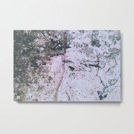 001 Textura Metal Print