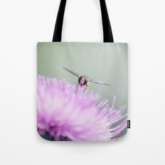 insect ~ sunny garden impression Tote Bag