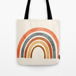 Abstract Rainbow 88 Tote Bag