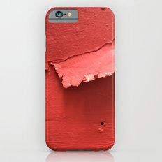 Red Pop iPhone 6s Slim Case