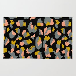 Express Yourself Abstract Rug