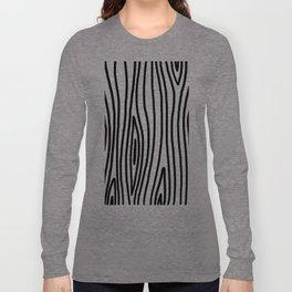 Raw Pattern Series: n.3 Long Sleeve T-shirt