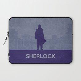 Sherlock 02 Laptop Sleeve