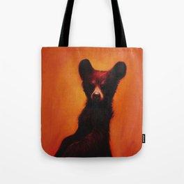 Ursidae Infantem Saevus (bear cub rage) Tote Bag