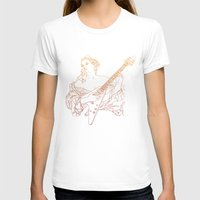 renaissance T-shirts featuring Flying V Renaissance by ochre7