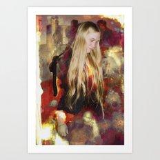Brianna Art Print