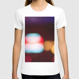 Abstract Light And Color Field T-shirt