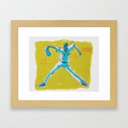 The World of Chris Sale Framed Art Print