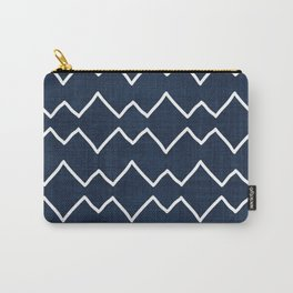 Urbana in Navy Carry-All Pouch