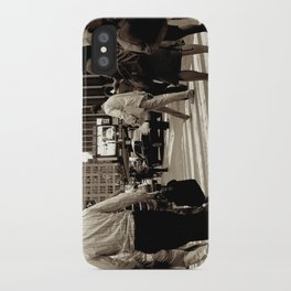 New York City _Rush hour iPhone Case