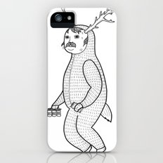 On the inconveniences of dressing up as an animal. Slim Case iPhone (5, 5s)