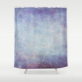 Grunge texture 8 Shower Curtain
