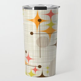 Starbursts and Globes 3 Travel Mug