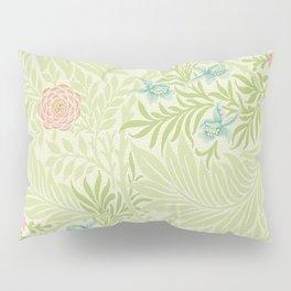Larkspur William Morris Pillow Sham