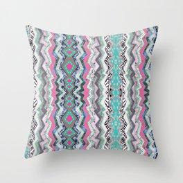Love You Aztec Throw Pillow