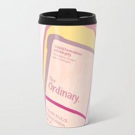 cute skincare inspired by the ordinary Travel Mug