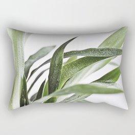 Minimal Yucca Leaves Rectangular Pillow
