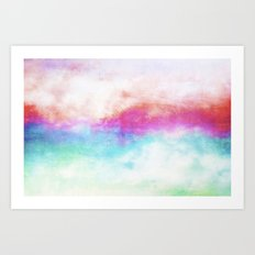 Color of the Wind Art Print