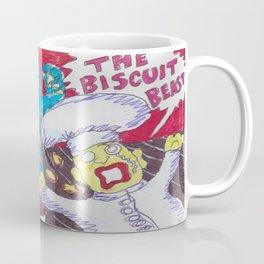 Beware, The Biscuit Beast! Coffee Mug